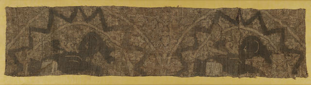 Three early Islamic Textiles