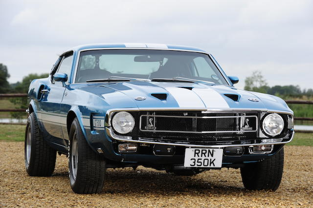 1971 Ford GT500,