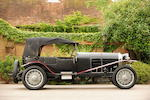 1927 Bentley 3.0-Litre Speed Model Tourer  Chassis no. BL1608 Engine no. BL1608