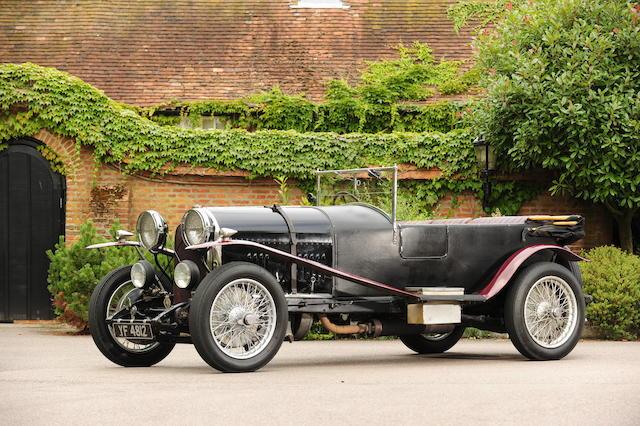 1927 Bentley 3.0-Litre Speed Model Tourer  Chassis no. BL1608 Engine no. BL1608