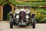 Ex-Forrest Lycett,1927 Bentley 3.0-Litre Speed Model Tourer  Chassis no. BL1608 Engine no. BL1608