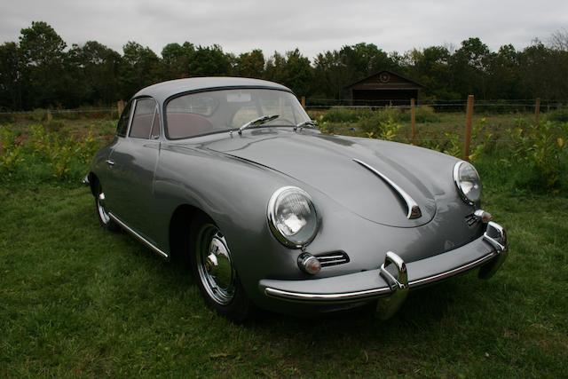 1959 Porsche 356B 1600 Coupe  Chassis no. 109004