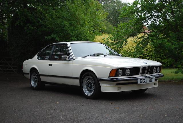 1979 BMW 633 Hallmark,