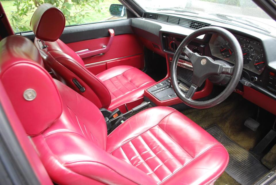 1979 BMW 633CSi Hallmark Coupé  Chassis no. 4391601 Engine no. 4391601