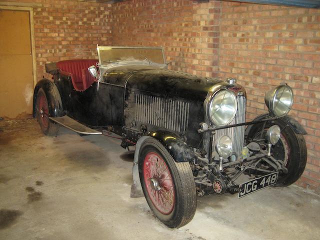 1932 Lagonda 3/4½-Litre T2 Tourer  Engine no. 8262