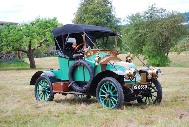 1912 Renault AX,