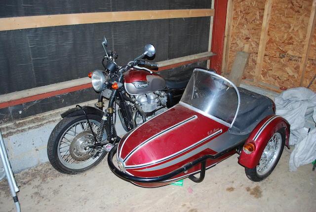 Triumph Bike,