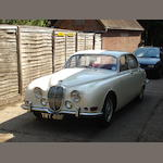 1968 Jaguar S-Type,