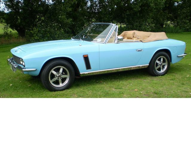 1972 Jensen Interceptor Convertible,