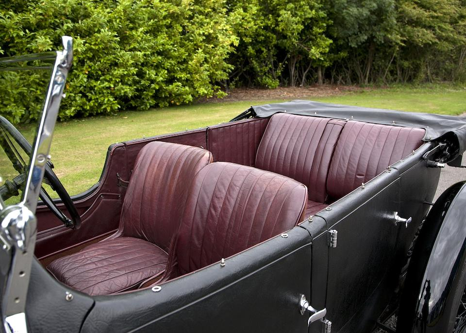 1931 Lagonda 2-litre Supercharged Low Chassis Tourer  Chassis no. OH9938 Engine no. 2B1006