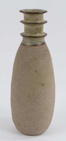 A studio pottery vase