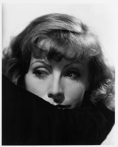 Clarence Sinclair Bull (American, 1895-1979) Greta Garbo as Susan Lennox, July 1931 Paper 50.7 x 40.3cm (20 x 15 7/8in), image 47.2 x 37.9cm (18 5/8 x 15in).