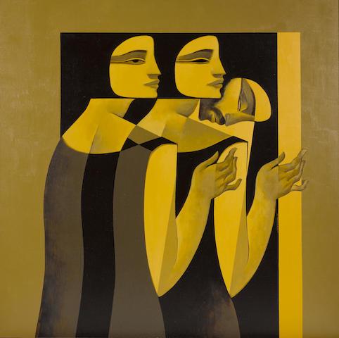 (n/a) Safwan Dahoul (Syria, born 1961) Reve,