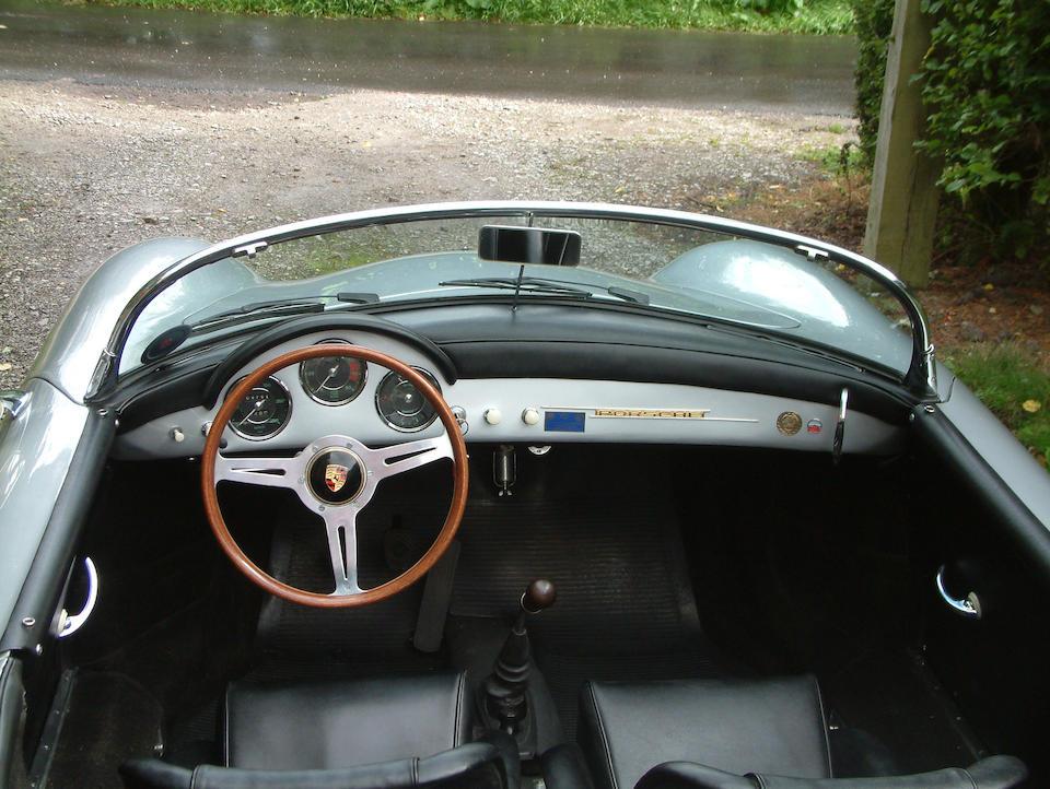 1956 Porsche 356A Speedster  Chassis no. 82488
