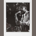 Herman Leonard, In Memoriam, Portfolio of 12 halftone prints, signed & dated '92 by the photographer