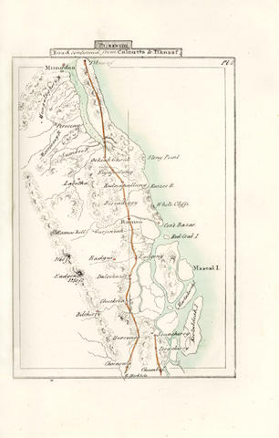 BENGAL Illustrations of the Roads throughout Bengal including those to Madras and Bombay...to which is added the Latitudes and Longitudes of all the Principal Places