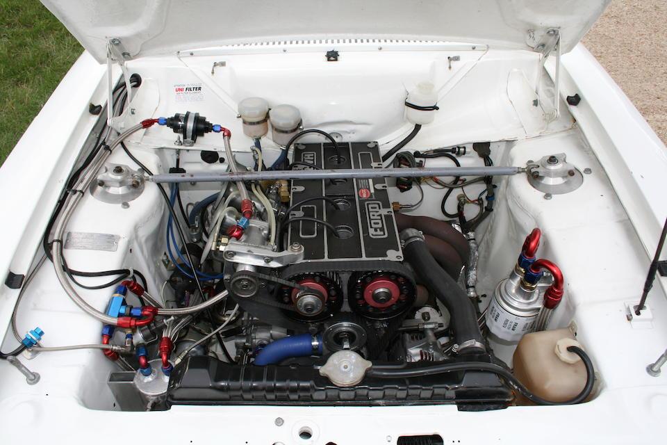 Bonhams : 1972 Ford Escort Mk1 RS1600 2-Litre Fuel Injected