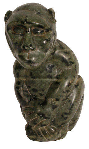 John Takawira (Zimbabwean, 1938-1989) Shoko height 29cm (11 3/8in).