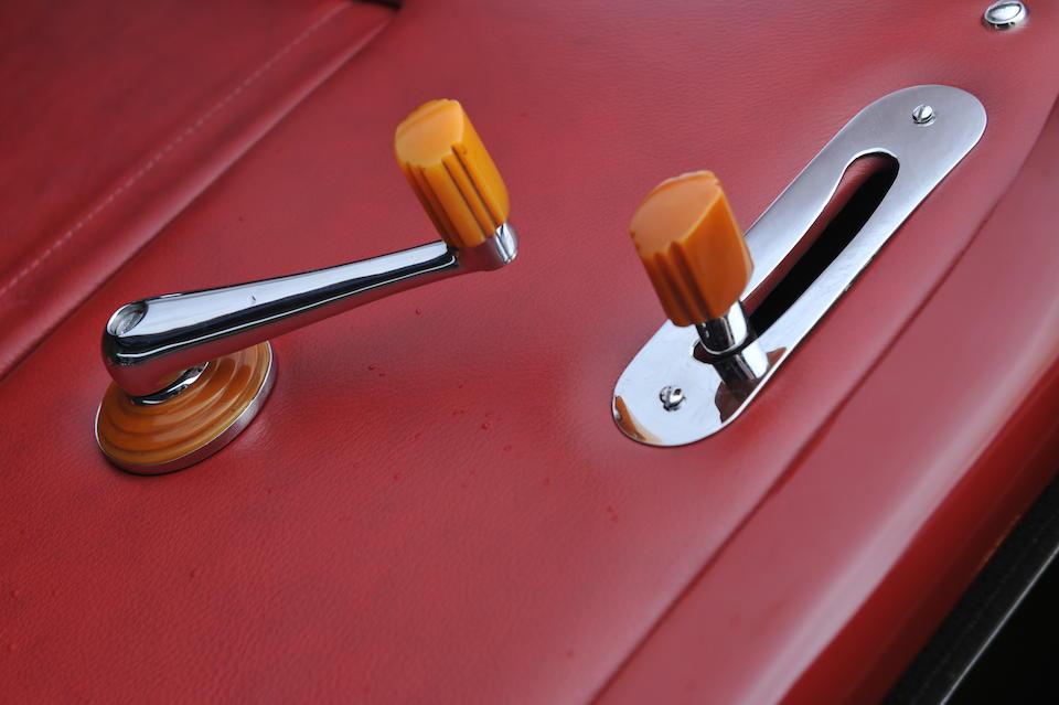 1949 Alfa Romeo 6C 2500 Super Sport Cabriolet  Chassis no. 915725