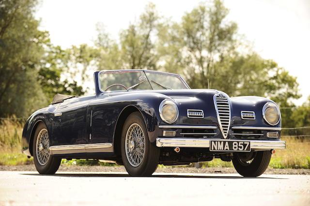 1949 Alfa Romeo 2500,