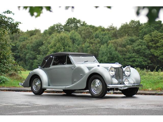 1938 Lagonda V12 Drophead,