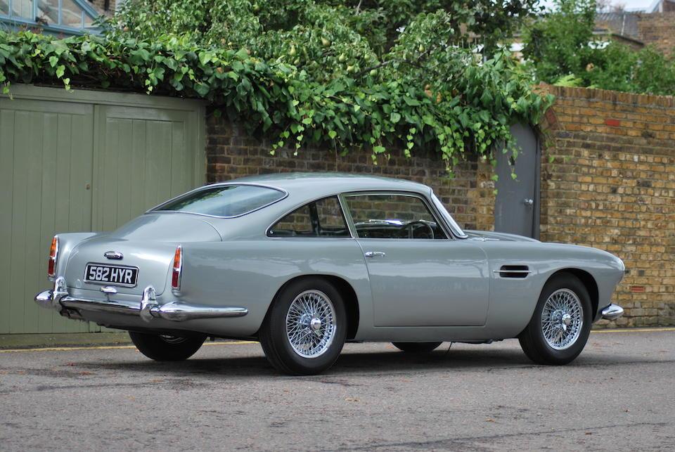 1960 Aston Martin DB4 Series II Sports Saloon  Chassis no. DB4/449/R Engine no. 370/445