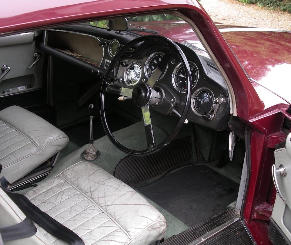 1958 Aston Martin DB MkIII Sports Saloon  Chassis no. AM300/3/1532 Engine no. DBA/1138