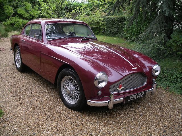 1958 Aston Martin DB MkIII,