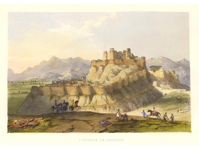 JACKSON (KEITH ALEXANDER) Views in Affghaunistaun from Sketches taken during the Campaign of the Army of the Indus