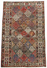 A Bakhtiar carpet West Persia, 12 ft 8 in x 6 ft 9 in (387 x 206 cm)