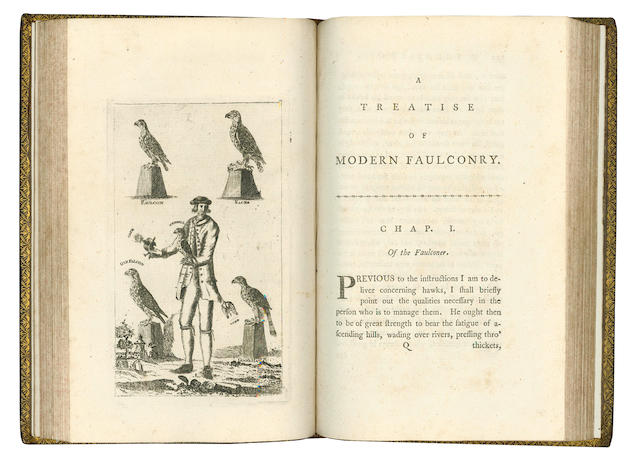 FALCONRY CAMBELL (JAMES) A Treatise of Modern Faulconry