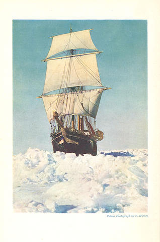 POLAR SHACKLETON (ERNEST HENRY) South, The Story of Shackleton's Last Expedition, 1914-1917