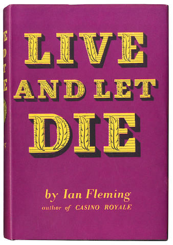 FLEMING (IAN) Live and Let Die