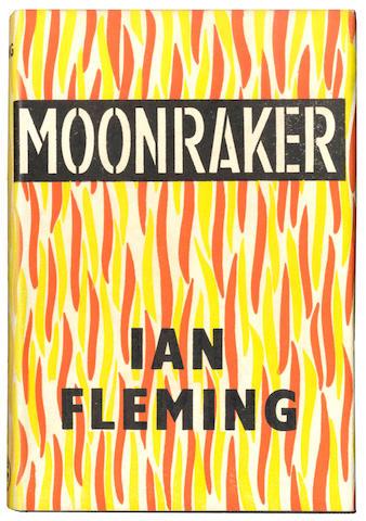 FLEMING (IAN) Moonraker