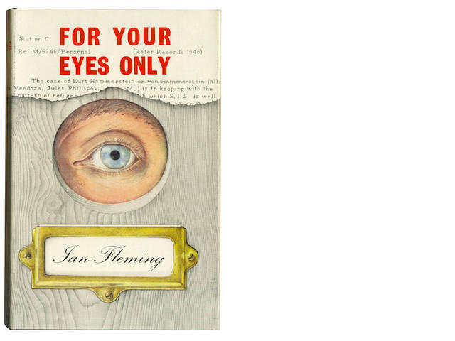 FLEMING (IAN) For Your Eyes Only