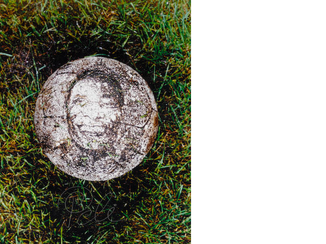 Vik Muniz (Brazilian, born 1961) Untitled (Pelé), 2003