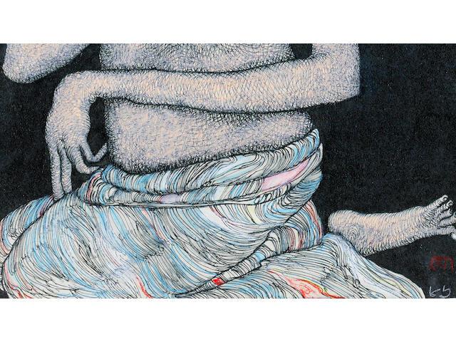 (n/a) Jogen Chowdhury (India, born 1939) Untitled,