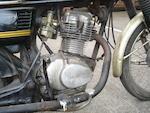 Honda CG125,