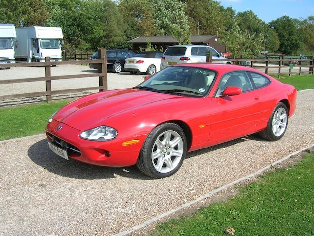 1998 Jaguar XK8 Auto,