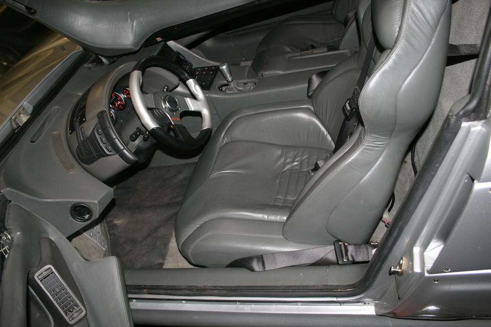 c.1988 Italdesign Aztec Barchetta  Chassis no. TBA