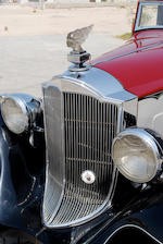 1932 Packard Light 8,