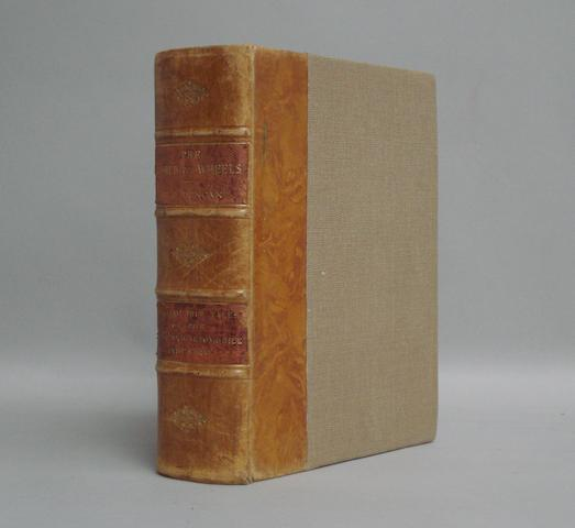 H O Duncan: The World on Wheels; Volumes 1 and 2, 1926,