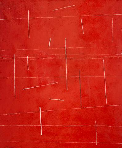 Valentino Vago (Italian, born 1931) Untitled, 1969
