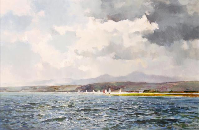 Errol Stephen Boyley (South African, 1918-2007) Knysna Lagoon