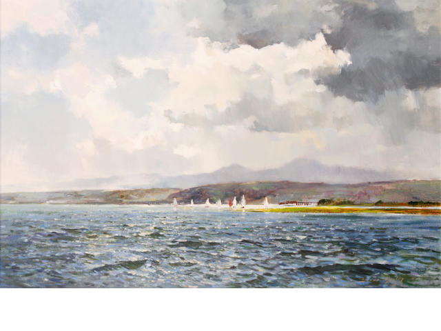 Errol Stephen Boyley (South African, 1918-2007) Knysna Lagoon