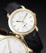 Vacheron & Constantin. A fine 18ct gold manual wind wristwatchMalte Grande Classique, Ref No: 81000, Movement No: 925279, Case No: 748500, sold 15th June 2001