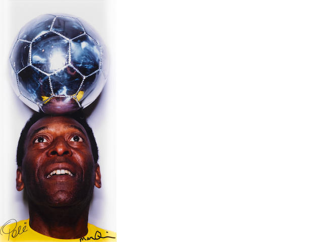 Marc Quinn (British, born 1964) Untitled (Pelé), 2003
