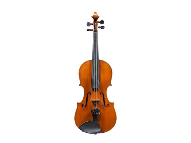 An Italian Violin by Giulio Degani, Venice 1892 (3)