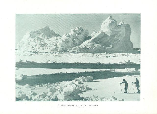POLAR SCOTT (ROBERT FALCON) Scott's Last Expedition, 2 vol.