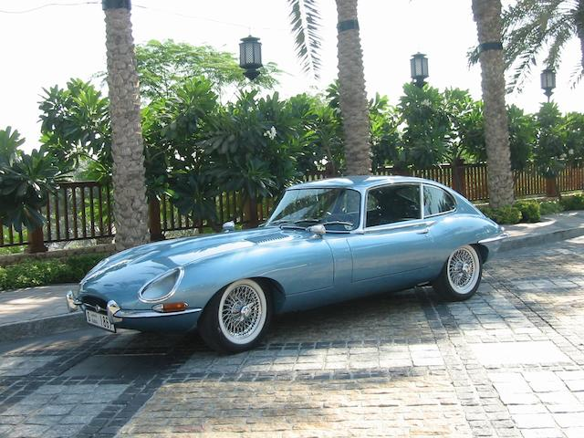 1966 Jaguar E-Type Series 1 4.2-Litre 2+2 Coupé  Chassis no. 1E76018 Engine no. 7E51202-9